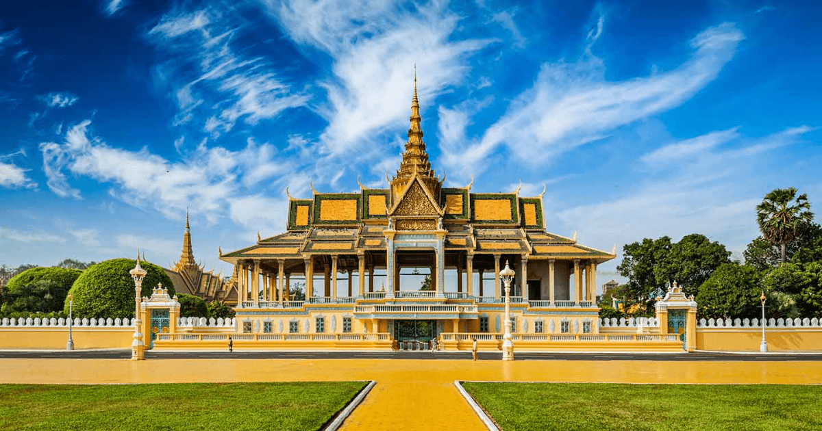 Phnom Penh Muslim Package
