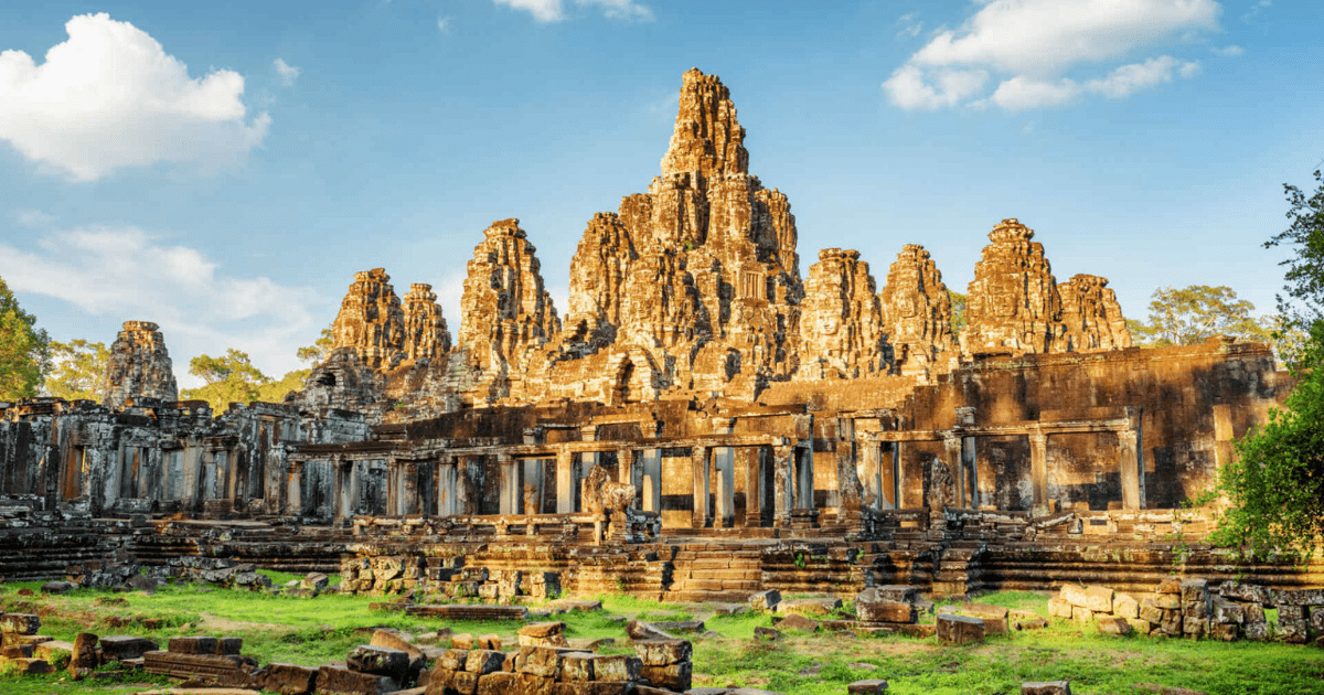 Phnom Penh & Siem Reap (Private)