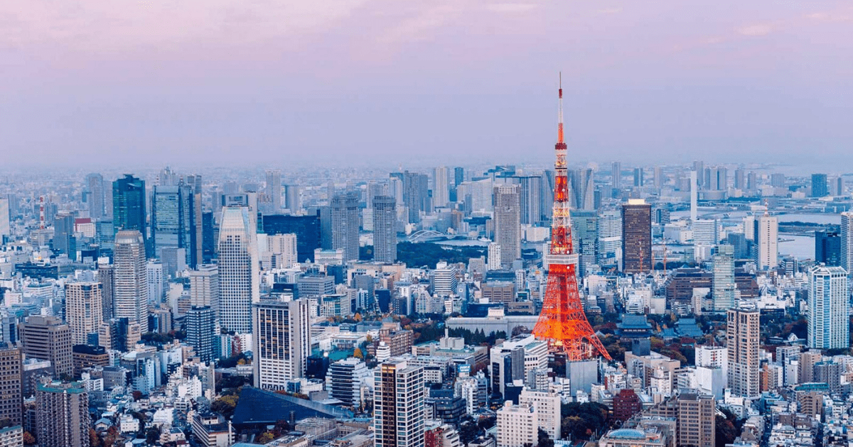 Explore Tokyo And 5th Mount Fuji In The Land Of Rising Sun